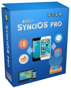 Anvsoft SynciOS Professional 6.7.0 Crack With Serial Key [Latest]
