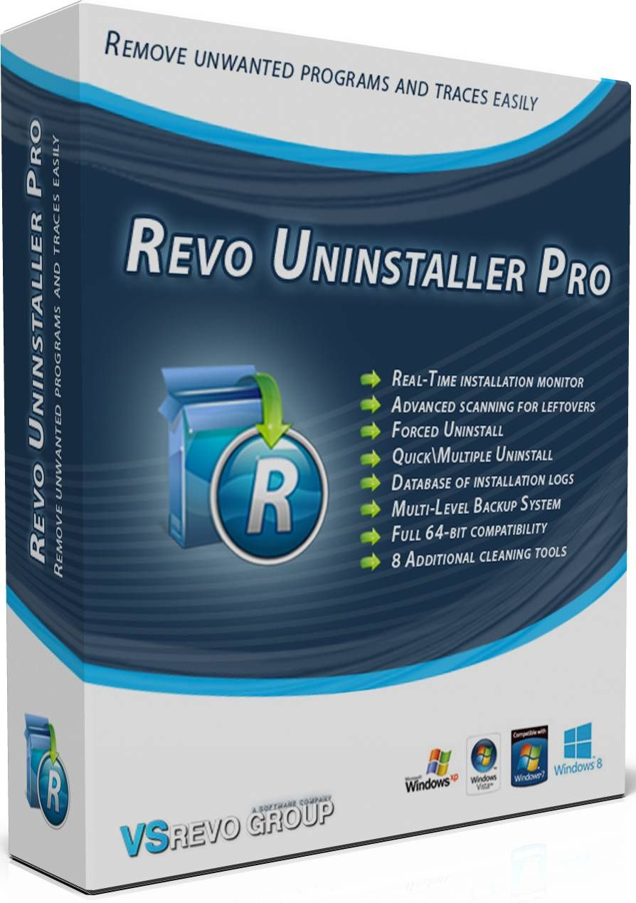 Revo Uninstaller Pro 4.3.3 with License key Full Latest Version
