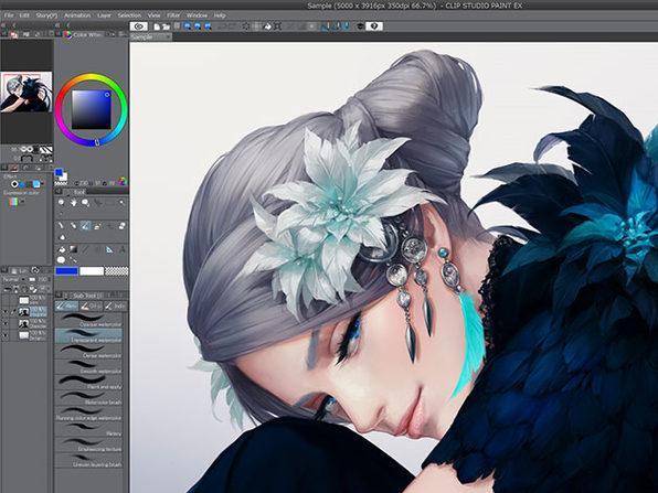 Clip Studio Paint EX 1.9.11 Crack Plus Latest Keygen 2020 Free Download