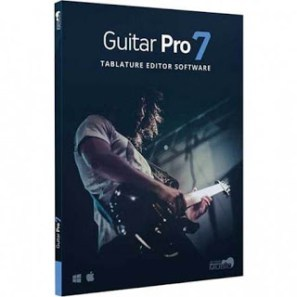 Guitar Pro 7.5.4 Crack + License Key Torrent Free Download