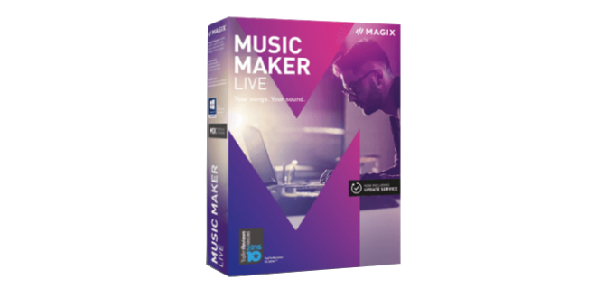 Magix Music Maker Pro 29.0.0.13 Crack Plus Serial Key [Latest] 2020