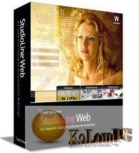 StudioLine Web Designer 4.2.47 Crack + Activation Code Latest Version