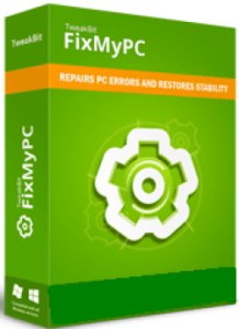 TweakBit FixMyPC 1.8.2.4 Crack Plus Keygen Full Latest Version