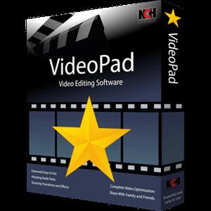 Videopad Video Editor 8.56 Crack + Keygen Full Version