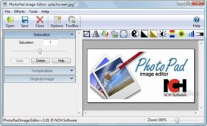 PhotoPad Image Editor Pro 6.39 Crack + Registration Code Free Download