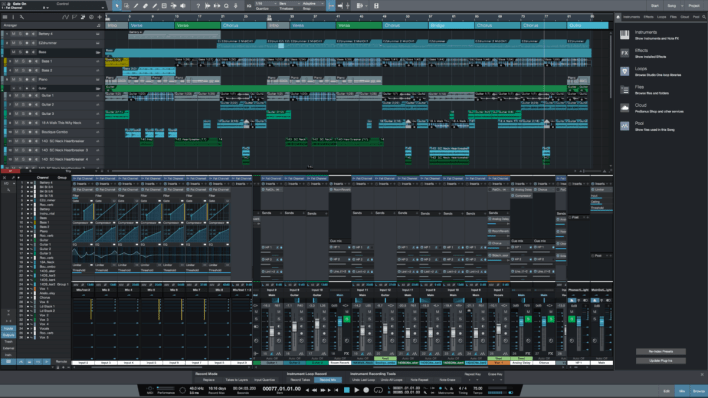 Presonus Studio One Pro 5.0.2 + Crack Serial Key Latest Version