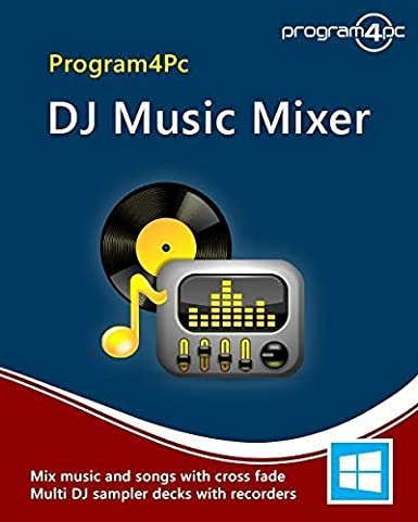 DJ Music Mixer 8.4 With Crack License Key Latest Version