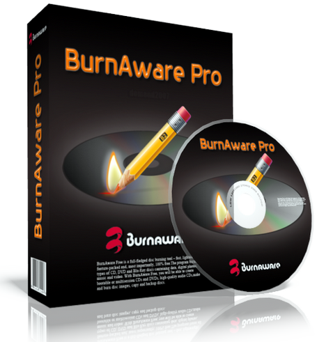 BurnAware 13.7 Crack with Serial Key Latest Version