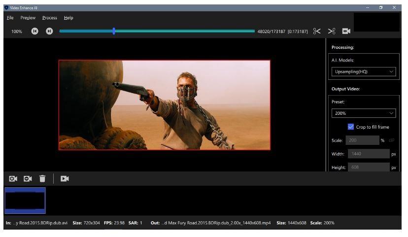 Topaz Video Enhance AI 1.5.3 Crack Plus License Key Latest Version