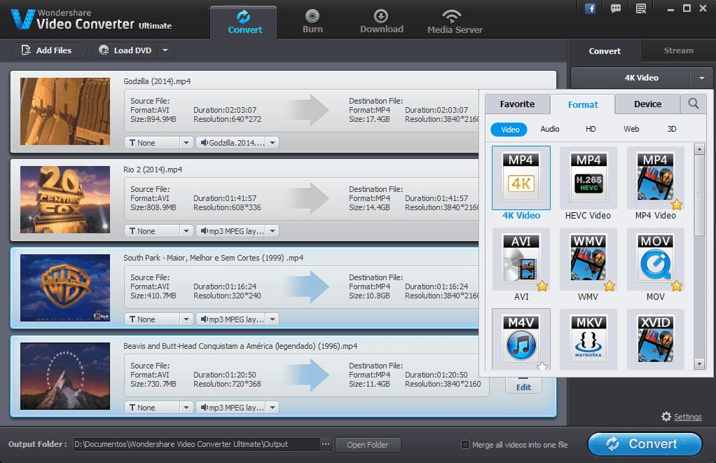 Wondershare Video Converter 12.0.4.6 Crack With Keygen Latest Version