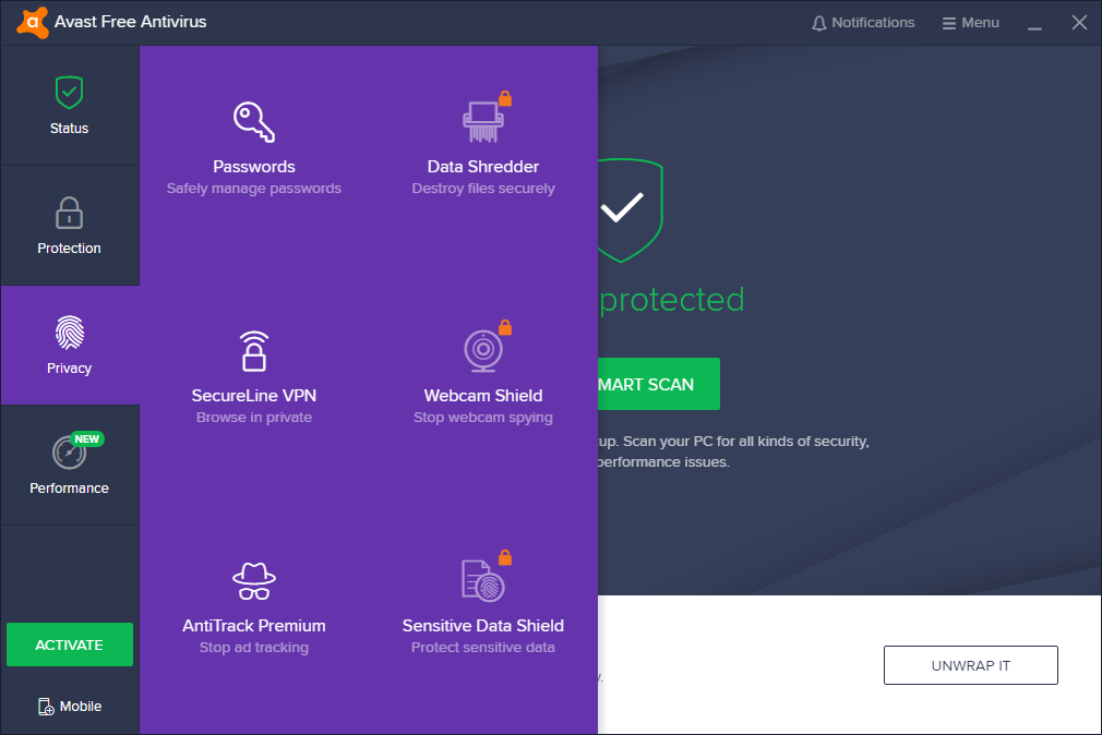 Avast Premium Security 20.7.2425 Crack+ License Key
