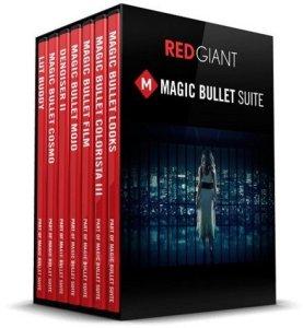 Magic Bullet Suite 14.0.2 Crack Plus Serial Key 2021 Free Download