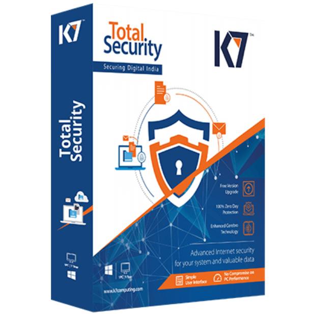 K7 Total Security Crack 16.0.0374 Serial Key Download [2021]