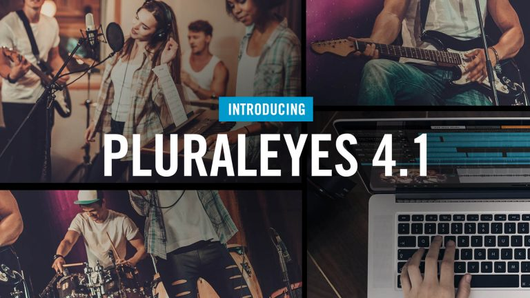 PluralEyes 4.1.10 Crack With Serial Key Free Download