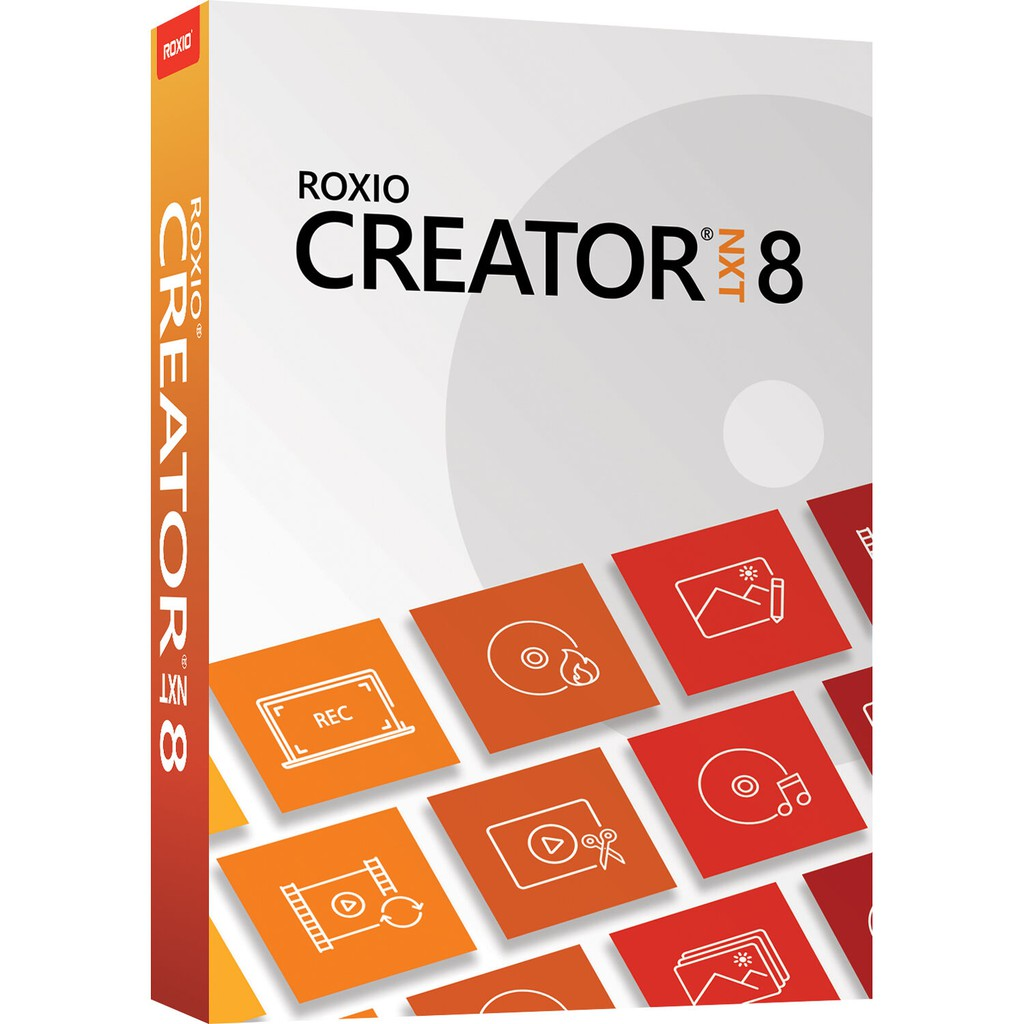 Roxio Creator NXT Pro 8 v21.0.69.0 SP2 Crack Serial Key Free Download