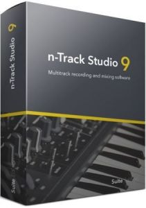 n-Track Studio Suite 9.1.3.3744 Crack With Keygen 2021 Latest