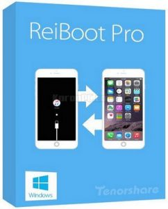 Tenorshare ReiBoot Pro 8.0.1.7 Crack & Registration Code 2021